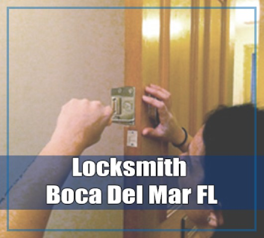 Locksmith Boca Del Mar FL