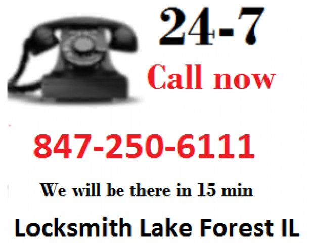 Locksmith Lake Forest IL