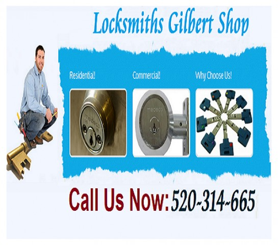 Locksmiths Gilbert Shop