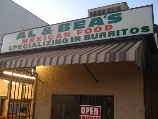 Al Beas Mexican Food