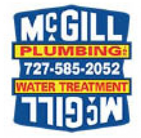 McGill Plumbing-Water Treatment-Sewer Drain Cleaning Service of Pinellas County Inc