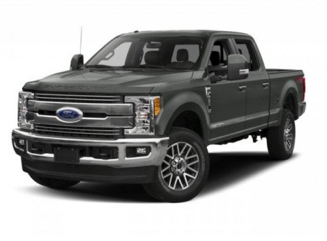 2017 Ford Super Duty F-350 SRW