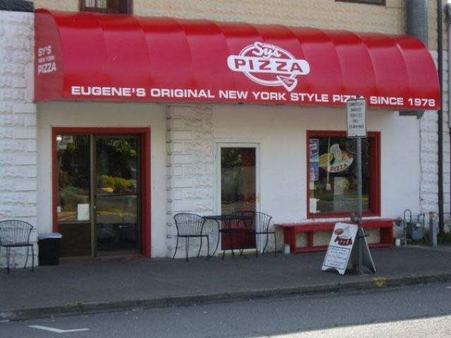 Sys New York Pizza