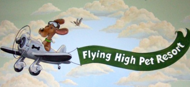 Flying High Pet Resort