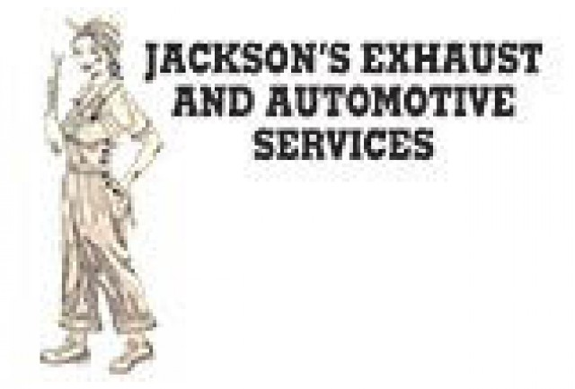 Jacksons Exhaust and Automotive Services