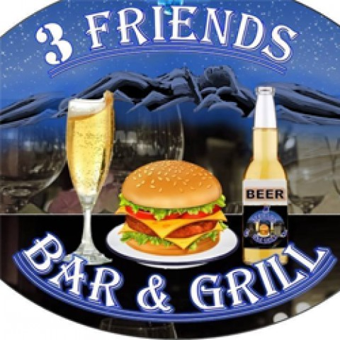3 Friends Bar Grill