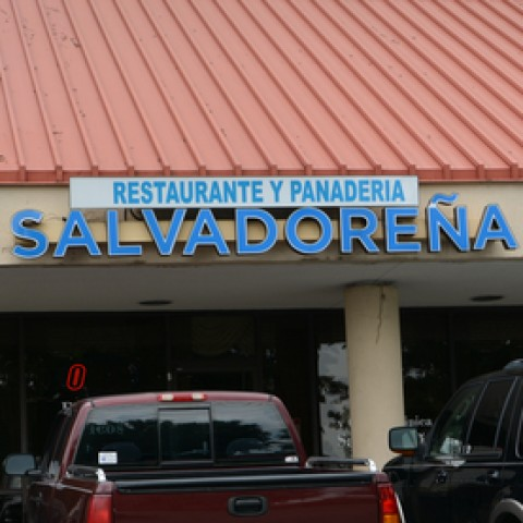 Restaurant and Bakery Salvadorena