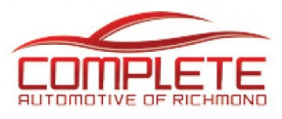 COMPLETE AUTOMOTIVE OF RICHMOND - 79 99 4-WHEEL ALIGNMENT Camber 38 Caster Adjustments may be additional
