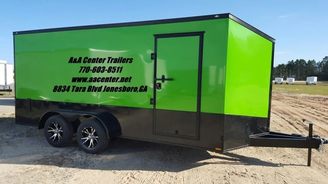 AA Center Trailers