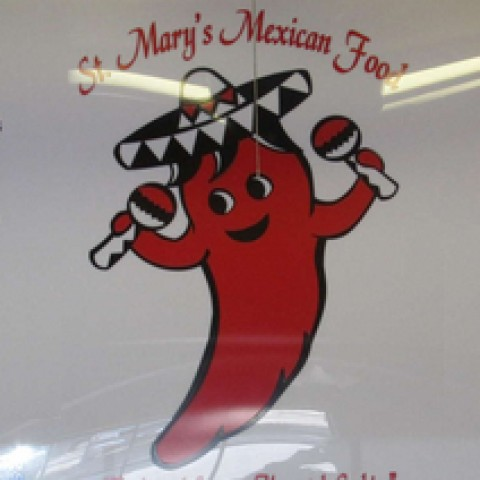 Saint Marys Mexican Food