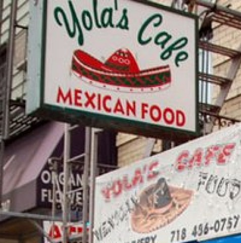 Yolas Cafe Mexican Food Corp