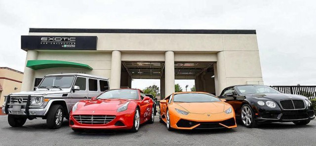 Exotic Car Collection By Enterprise 14900 Gulf Fwy Houston Tx