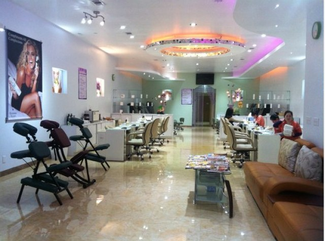Abey Nail Spa New York Ny