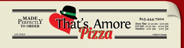Thats Amore Pizza