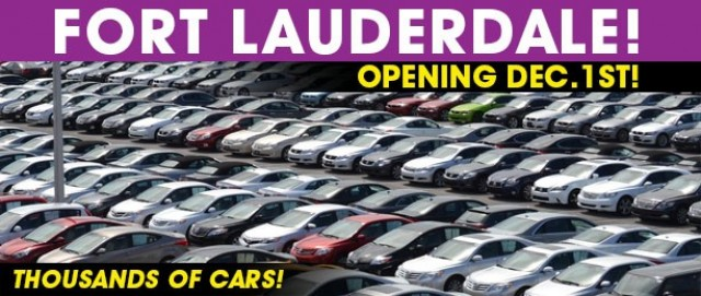Off Lease Only Fort Lauderdale 827 South Sr 7 Fort Lauderdale Fl