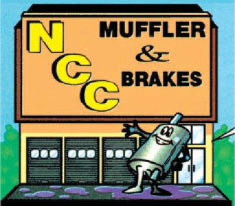 Ncc MufflerBrake - Catalytic Converters 179 95 plus installation Universal Fit Converter For OBDI