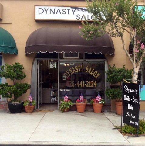 Dynasty Nails Hair Salon