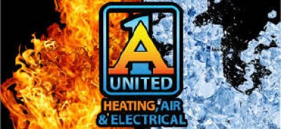A1-United Heating Air 38 Electrical - 50 Off HVAC Service Calls Over 250 at A1-United