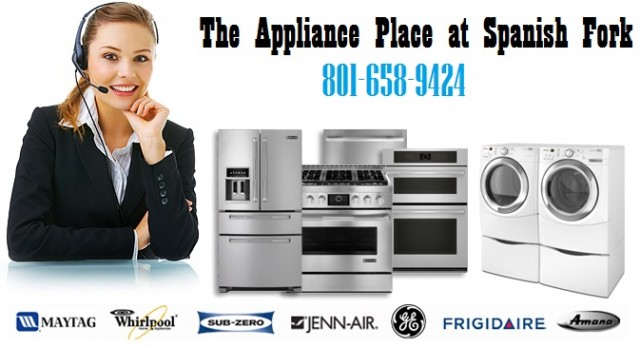 The Appliance Place At Spanish Fork 158 E 400 N Spanish