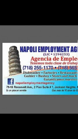 Napoli Employment Agency