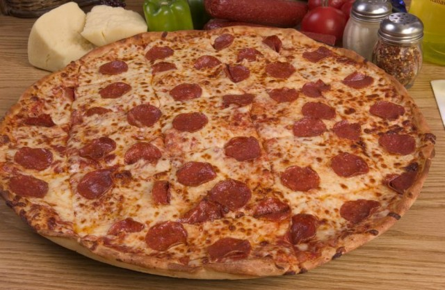 Giovannis Grill Pizza
