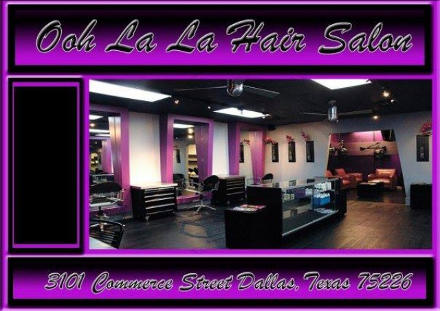Ooh la la hair salon 3101 commerce st ste 101 dallas for 101 beauty salon