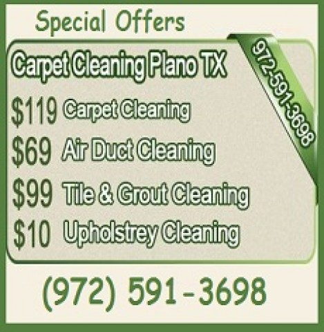 Carpet Cleaning Plano