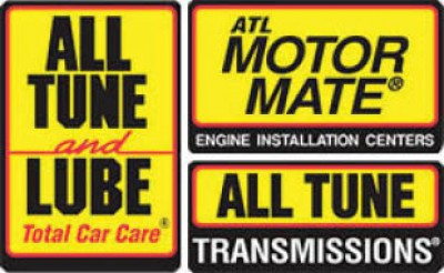 ALL TUNE LUBE - TRANSMISSION SERVICE 10 OFF FLUSH SYSTEM