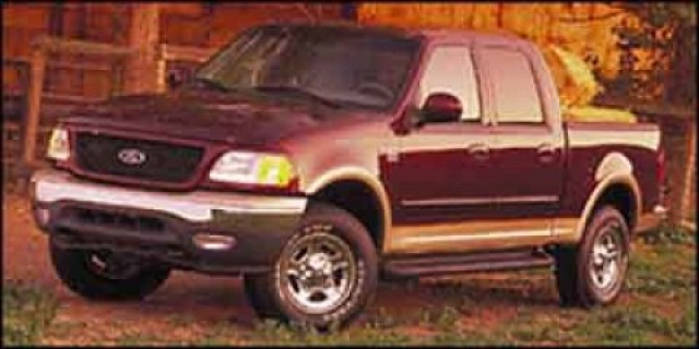 2001 Ford F-150 SuperCrew
