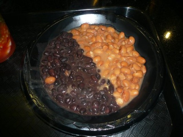 Free Beans Mexican Grill