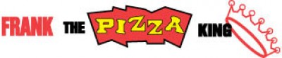 Frank The Pizza King - Lg 2-Topping Pizza for 15 99