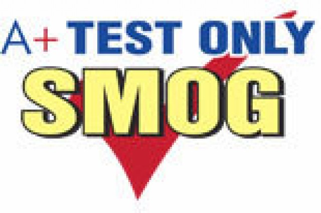 A Plus Test Only Smog