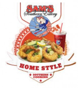 Sam39 s Southern Eatery - Sam39 s Southern Eatery - 5 99 Chicken or Burger Combo