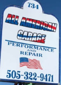 All American Garage Llc - Oil Change Coupon - 10 Off