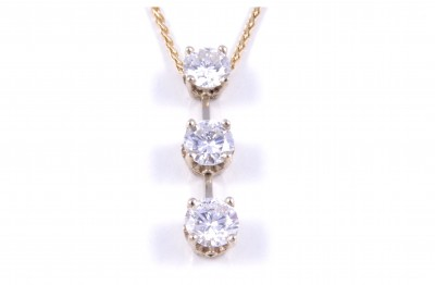 25 off any yellow-gold necklace