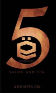 5 Elements Salon And Spa - 40 OFF Any Services of 200 or more