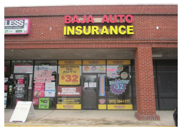 baja auto insurance 1336 n galloway ave ste 104 mesquite. Black Bedroom Furniture Sets. Home Design Ideas
