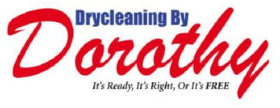 Dry Cleaning by Dorothy - 50 Cents OFF Laundered Shirts Boxed or hangers When received with any incoming dry cleaning
