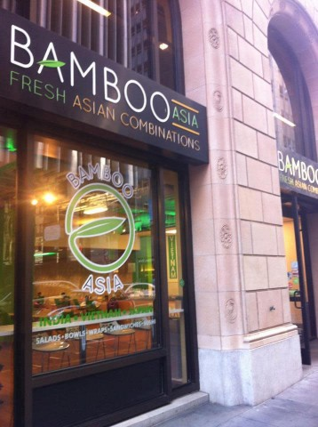 Bamboo Pizza