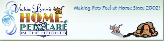 Vickie Lynns Home Pet Care