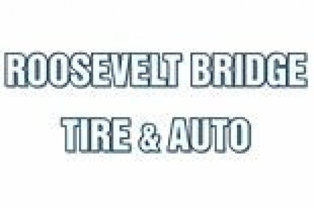 Roosevelt Bridge Tire Auto