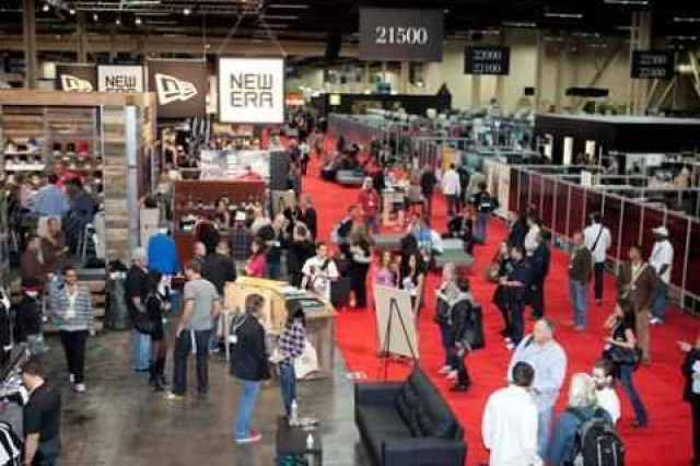 Abbey 39 s event staffing and trade show models 3232 for Pool trade show magic