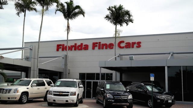 Used Cars West Palm Beach >> Florida Fine Cars Used Cars For Sale West Palm Beach 1220 North