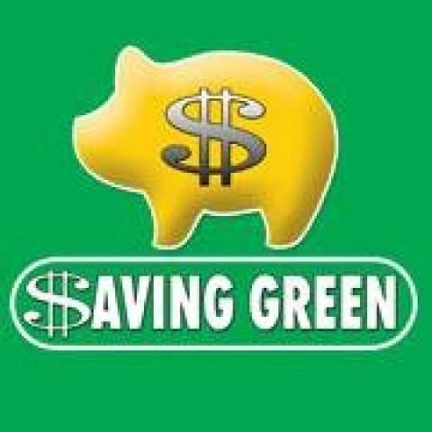 Saving Green Coupons