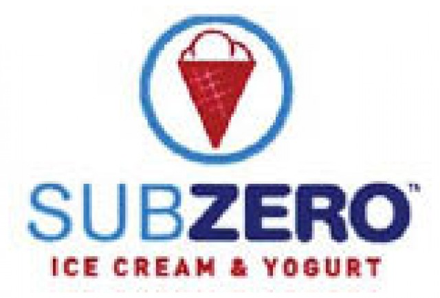 Sub Zero Ice Cream and Yogurt
