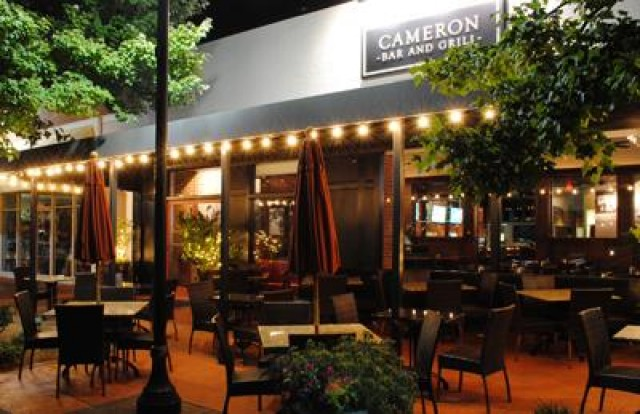 cameron bar and grill 2018 clark ave raleigh nc bares
