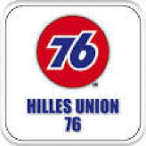 Hilles Union 76 - 5 Off Oil Lube 38 Filter