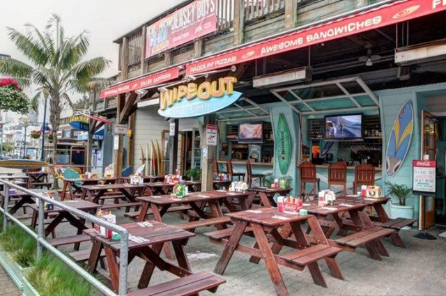 The Wipe Out Bar Grill