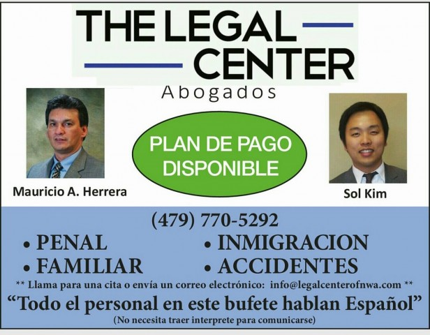 Legal Center of Nwa