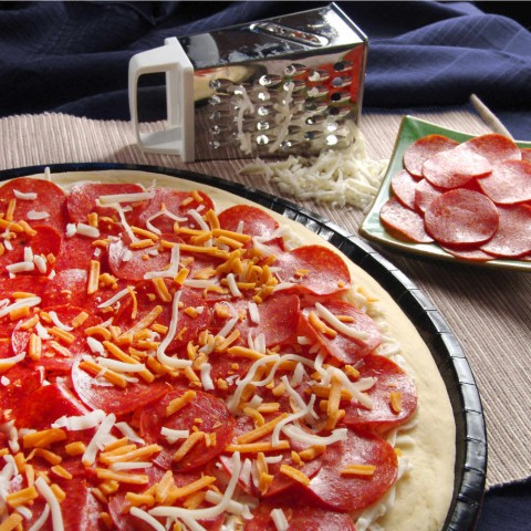 Nick-N-Willys World Famous Take-N-Bake Pizza